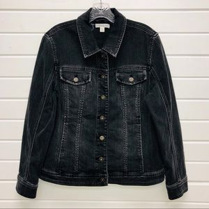 Coldwater Creek Denim Jacket